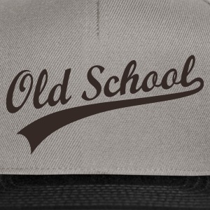 Groen ::OLD SCHOOL:: Sweaters - Snapback cap