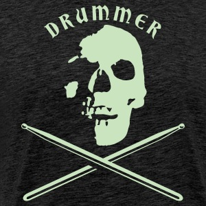 drummer_2 Hoodies & Sweatshirts - Men's Premium T-Shirt