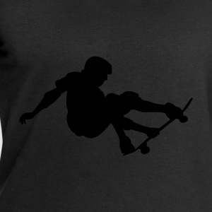 Noir Skater - Skateboard - Skating T-shirts Enfants - Sweat-shirt Homme Stanley & Stella