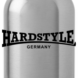 Black Hardstyle Germany Underwear - Water Bottle