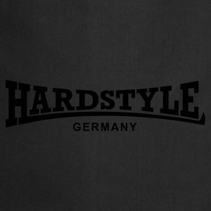 Black Hardstyle Germany Underwear - Cooking Apron