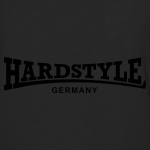 Black Hardstyle Germany Underwear - Men's Premium Longsleeve Shirt