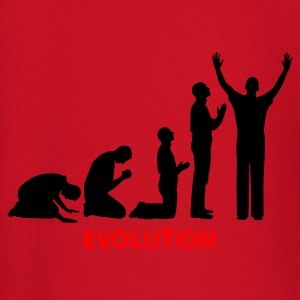 Rood Evolution T-shirts - T-shirt