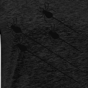 Brown Spider - Insect - Horror - Halloween - Carnaval Jumpers - Men's Premium T-Shirt