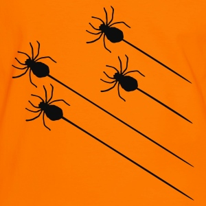 Marron Spider - Insect - Horror - Halloween - Carnaval Sweatshirts - T-shirt contraste Homme