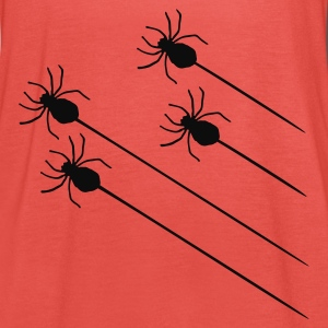 Brown Spider - Insect - Horror - Halloween - Carnaval Jumpers  - Women's Tank Top by Bella