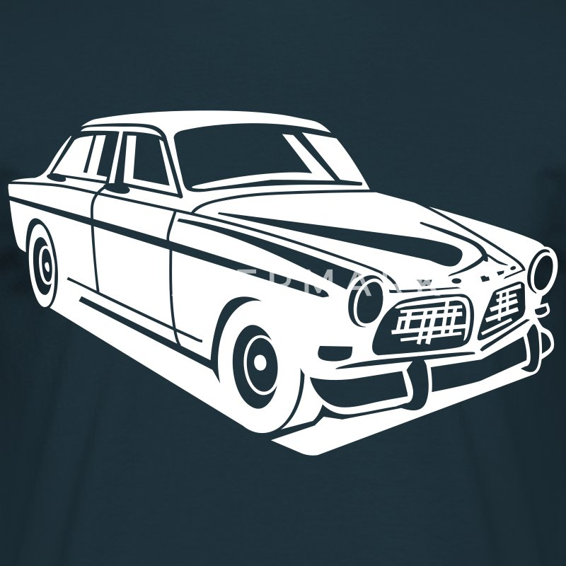 Volvo Amazon Volvo Amazon - Men's T-Shirt