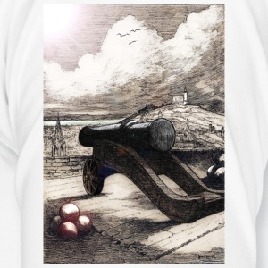 mons meg Mugs  - Men's Premium T-Shirt