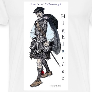 highlander_1 Mugs  - Men's Premium T-Shirt
