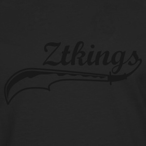 Black ZTKings Jumpers - Men's Premium Longsleeve Shirt