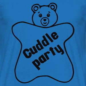 Army cuddle party Jumpers - Men's T-Shirt