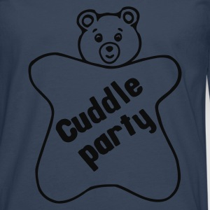 Army cuddle party Jumpers - Men's Premium Longsleeve Shirt