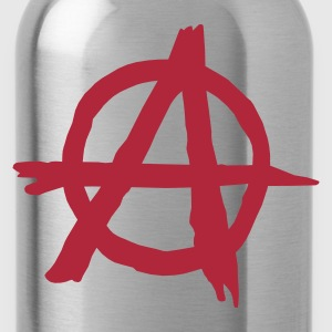 Black Anarchy Bags  - Water Bottle
