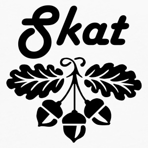 skat cards - Men's Premium Longsleeve Shirt