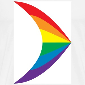 Pride Bag - Men's Premium T-Shirt