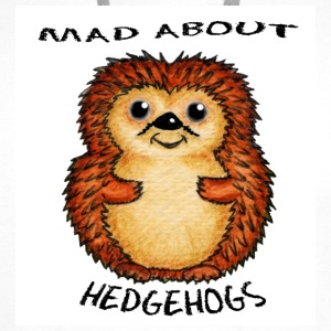 Mad About Hedgehogs T Shirt - Men's Premium Hoodie