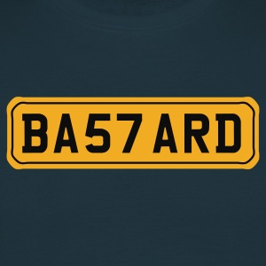 Navy Bastard  Aprons - Men's T-Shirt