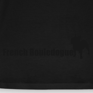 Noir French bouledogue Sweatshirts - T-shirt Premium Homme