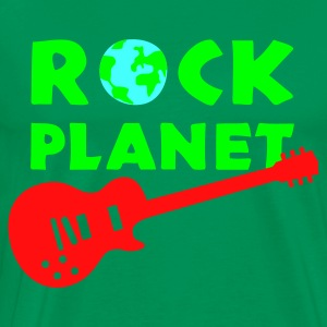 rock_planet Tabliers - T-shirt Premium Homme