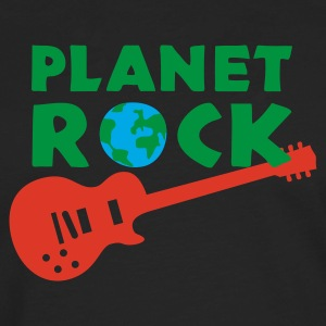 planet_rock Hoodies & Sweatshirts - Men's Premium Longsleeve Shirt