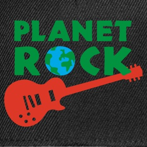 planet_rock Hoodies & Sweatshirts - Snapback Cap