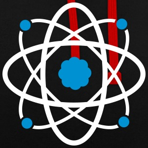 Atomic Molecular Science - Contrast Colour Hoodie