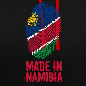 Made In Namibia - Contrast Colour Hoodie