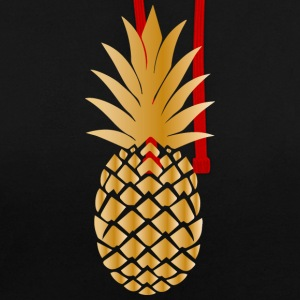 or ananas - Sweat-shirt contraste