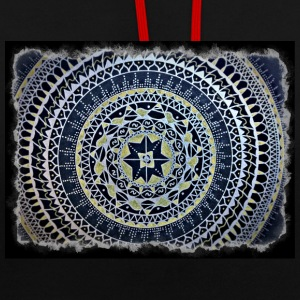 Mandala - Sweat-shirt contraste