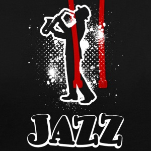 jazz - Contrast Colour Hoodie