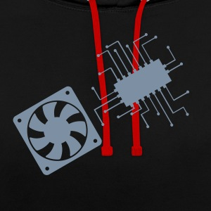 CPU_L - fter_Shirt - Sweat-shirt contraste