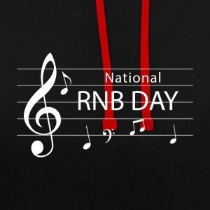RNB Day - Nationl RNB - Kontrastluvtröja