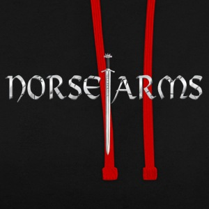 NORSEsword - Contrast Colour Hoodie