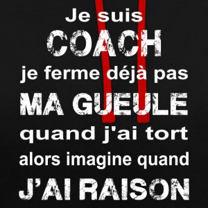 Coach - Sweat-shirt contraste
