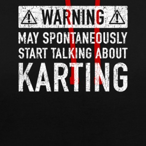 Typical Kart Gift - Contrast Colour Hoodie