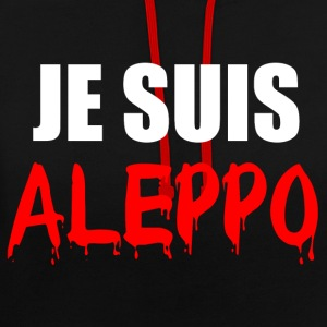 Je Suis Alep - Sweat-shirt contraste