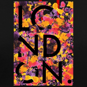 London Art - Sweat-shirt contraste