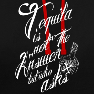 tequila - Contrast Colour Hoodie