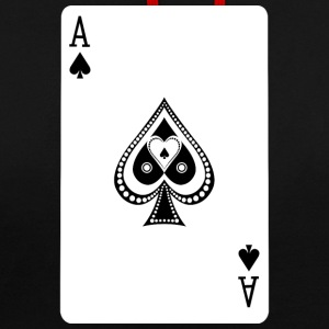 Ace Of Spades - Sweat-shirt contraste