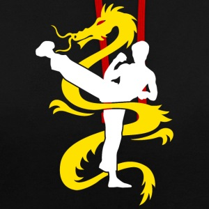 Shadow of the Dragon - Sweat-shirt contraste