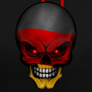 Totenkopf Germany AllroundDesigns - Contrast Colour Hoodie