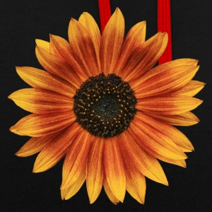 Sunflower summer summer happy sunflower - Contrast Colour Hoodie