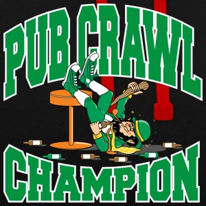 Irish Pub Crawl Champion - Kontrast-hettegenser