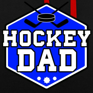 Hockey Dad - Kontrastluvtröja