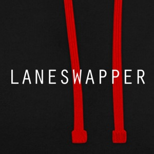 Laneswapper - Sweat-shirt contraste