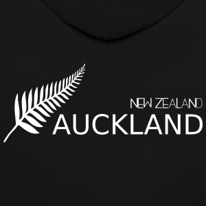 auckland new zealand - Contrast Colour Hoodie