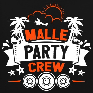 Malle Crew Party - Sweat-shirt contraste