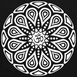 Om One Color - Sweat-shirt contraste