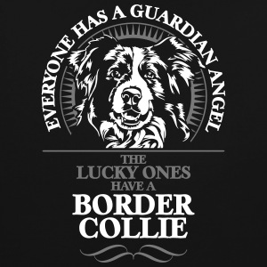 ANGE GARDIEN BORDER COLLIE - Sweat-shirt contraste