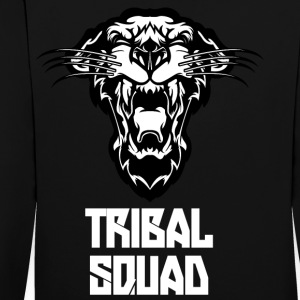 tribal squad - Contrast hoodie